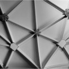 Black and White Photo 8X10 Lyndhurst Library Ceiling Tarrytown New York