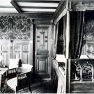 Black and White Photo 8X10 Titanic First Class Stateroom