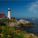 Portland Head Lighthouse Poster 20X30 Art Print
