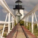Brant Point Lighthouse Light Poster 20X30 Art Print