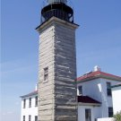 Beavertail Lighthouse Conanicut Island Poster 20X30 Art Print