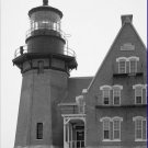 Block Island Lighthouse RI Poster 16X20 Art Print