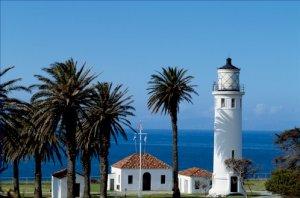 Point Vicente Lighthouse Light California Poster 20X30 Art Print