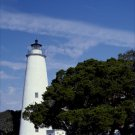 Ocracoke Lighthouse Light North Carolina Poster 20X30 Art Print