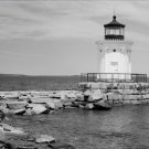 Portland Breakwater Bug Light Maine Poster 16X20 Art Print