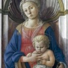 Madonna and the Christ Child Fra Filippo Lippi Poster 20X30 Art Print