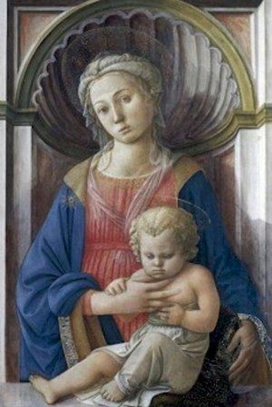 Madonna and the Christ Child Fra Filippo Lippi Poster 20X30 Art Print