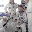 Gemini Photos 8X12 Gemini 6 Astronauts Schirra Stafford Suit-Up