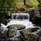 Acadia National Park Water Fall 8X10 Photograph