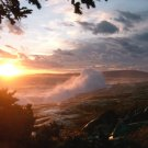 Acadia National Park Schoodic Sunset 8X10 Photograph