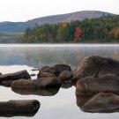 Acadia National Park Eagle Lake View 8X10 Photograph