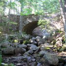 Acadia National Park Cobblestone Bridge 11x14 Photograph