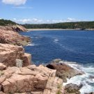 Acadia National Park Ocean Drive 12x16 Canvas