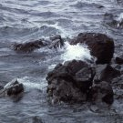 Yellowstone National Park Rocky shoreline Yellowstone Lake 11x14 Photograph