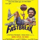 Fast Break DVD 1979 Gabe Kaplan Basketball Comedy