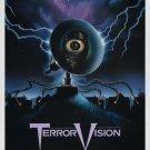 Terror Vision DVD 1982 Horror Classic