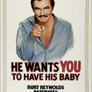 Paternity DVD Burt Renolds Comedy