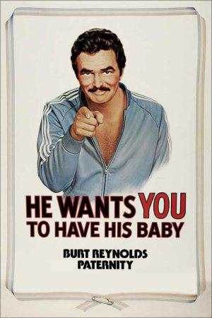 Paternity DVD Burt Renolds Comedy