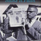 Malcom X Make it Plain DVD PBS Documentary