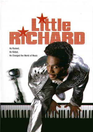 The Little Richard Story DVD Starring Leon
