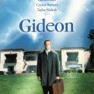 Gideon DVD Christopher Lambert Charlton Heston