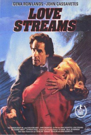 Love Streams DVD John Cassavetas Gena Rowlands 1984