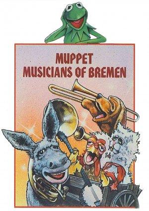 The Muppet Musicians of Bremen DVD Jim Henson