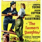 The Farmer&#39;s Daughter DVD Loretta Young  1947