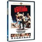 Victory at Entebbe 1976 DVD Helmut Berger Linda Blair Kirk Douglas