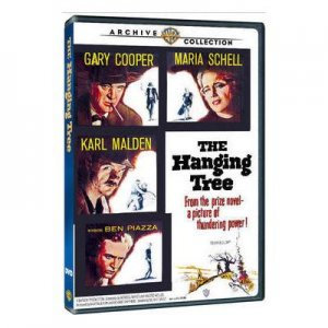 The Hanging Tree 1959 DVD Gary Cooper Karl Malden George C Scott