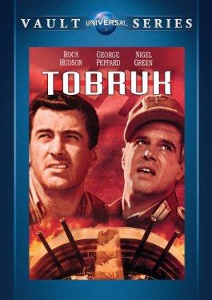 Tobruk DVD 1967 Rock Hudson George Peppard