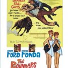 The Rounders DVD 1965 Glenn Ford Henry Fonda