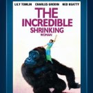 The Incredible Shrinking Woman DVD 1981 Lily Tomlin