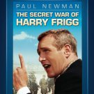 The Secret War of Harry Frigg DVD 1967 Paul Newman