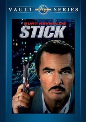 Stick Burt Reynolds 1985  DVD