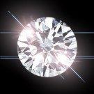 1 Carat Briolite Simulated Diamond