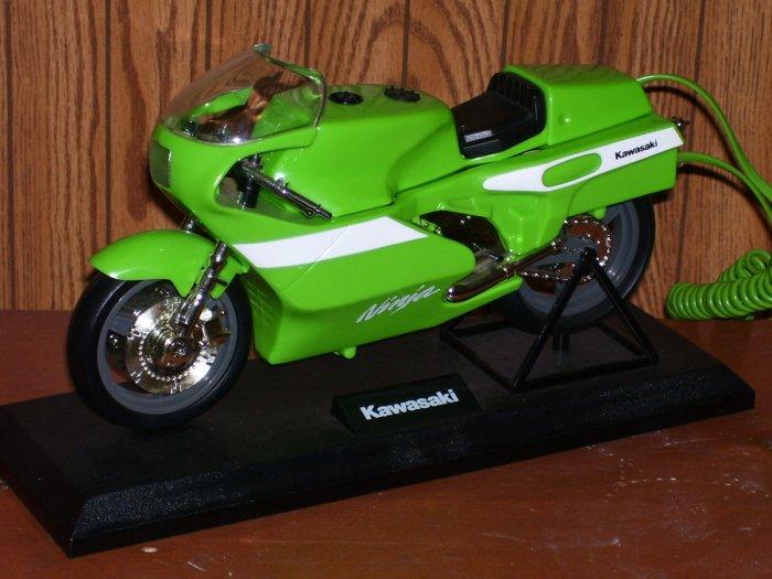 Kawasaki Ninja Motorcycle Telephone
