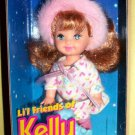 Barbie Melody Li'l Friends of Kelly Baby Sister Doll with Blue Bear MIP 1996