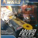 Star Wars Jango Fett Target Game 2002 UNUSED MIB