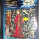 Star Wars Ep1 Glow in the Dark Scene Queen Amidala MIP