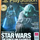 Playstation Magazine 10/10 October 2010 Star Wars Yoda