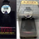 Star Wars 1983 Darth Vader LCD Watch Bradley NEW UNUSED