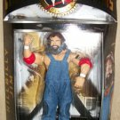 WWF Classic Super Stars Hillbilly Jim Limited 1 of 5000 Action Figure MIP Jakks