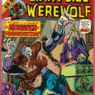 Giant Size Werwolf #2 By Night Frankenstein Monster Marvel Bronze Age 10/74