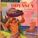 Classics Illustrated Comic Book #81 Odyssey 1st Print HRN 82 Golden Age March 1951