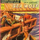 Classics Illustrated Comic Book #85 Sea Wolf HRN 85 1st Print Golden Age July 1951