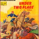 Classics Illustrated Comic Book #86 Under Two Flags HRN 87 1st Print Golden Age August 1951