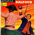 Classics Illustrated Comic Book #94 David Balfour HRN 94 1st Print Golden Age April 1952
