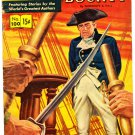 Classics Illustrated Comic Book #100 Mutiny on the Bounty HRN 100 1st Print Golden Age 10/52