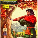 Classics Illustrated Comic Book #101 William Tell HRN 101 1st Print Golden Age 11/52